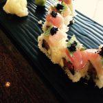 アメリカのホテルのレストランで寿司を食べてみた。