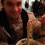 """ナシュビルで人気のラーメン屋""""OTAKU Ramen""""に行ってきた。"""
